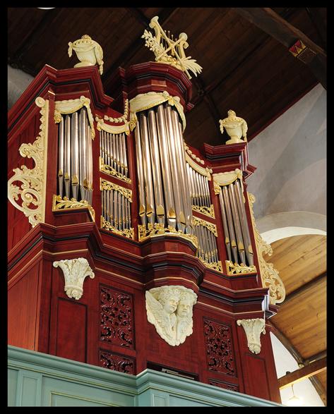 houben orgel hervormde kerk sprang