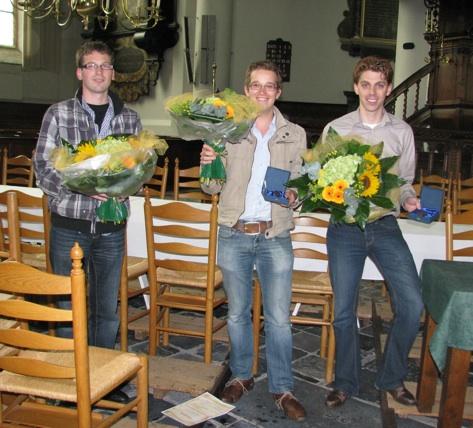 Govert van Wijn orgelconcours 2011