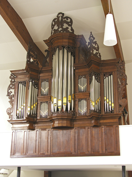 amoor orgel scheemda