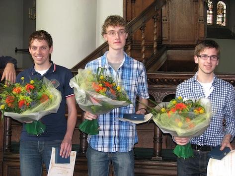 Govert van Wijn Orgelconcours 2012
