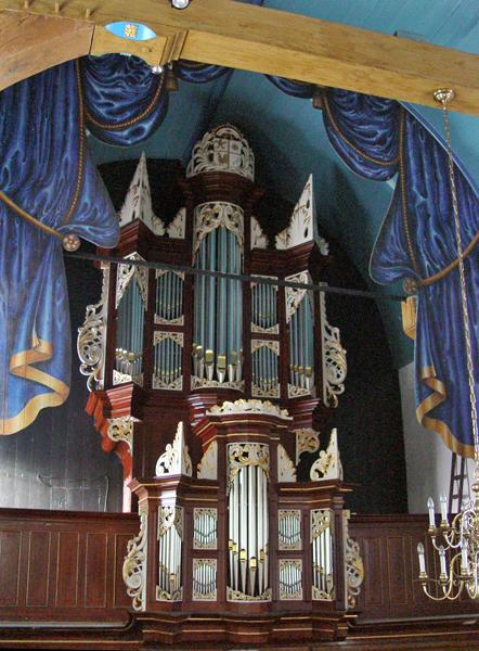 orgel sint margrietkerk boksum