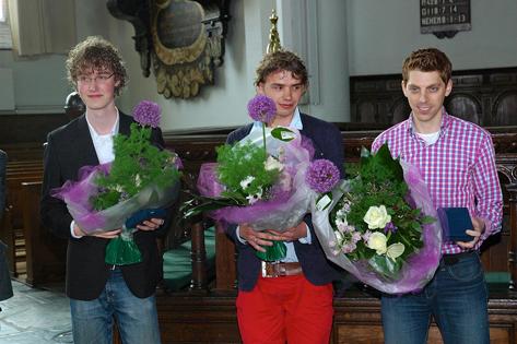 Govert van Wijn Concours 2013