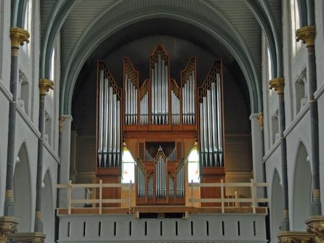 marcussen orgel klundert