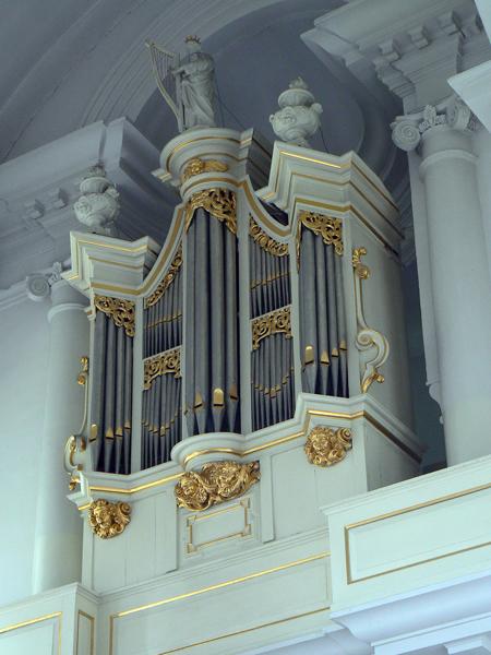 orgel hervormde kerk steenbergen
