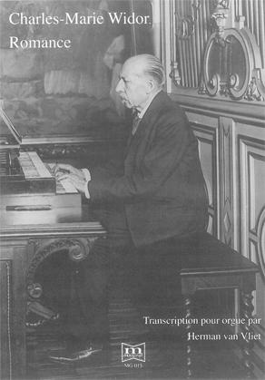 BM Romance Charles-Marie Widor