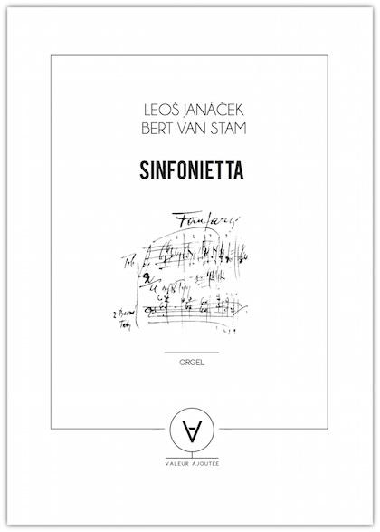janacek sinfonietta for organ