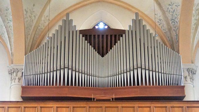 klais orgel st hubertuskirche st hubert
