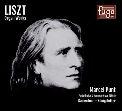 liszt organ works marcel punt