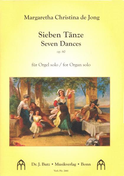 margaretha christina de jong sieben tänze seven dances
