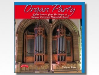 cd organ party 3 kevin bowyer prcd 1171