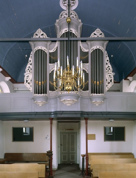 orgel hervormde kerk tietjerk tytsjerk