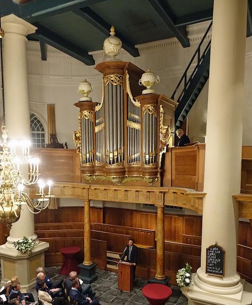 orgel koepelkerk berltsum