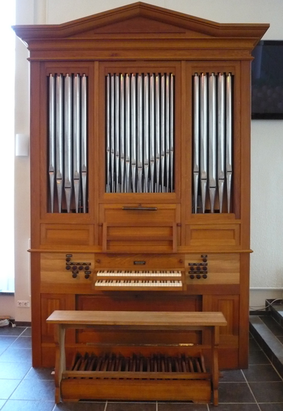 verschueren-orgel protestantse gemeente nuenen