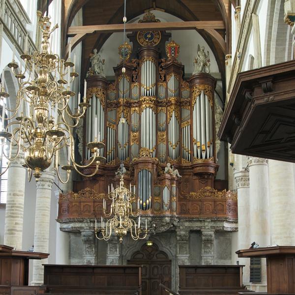 orgel oude kerk amsterdam