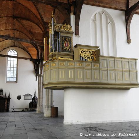 transeptorgel oude kerk amsterdam