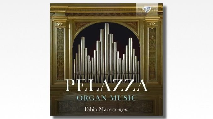 cd pelazza organ music fabio macera