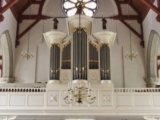 orgel dorpskerk pijnacker