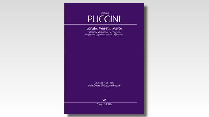 puccini organ works
