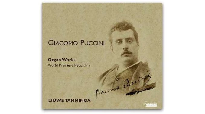 cd puccini organ works