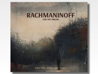 rachmaninoff for the organ