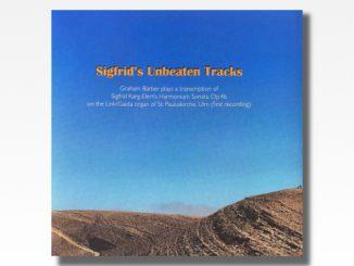 cd sigfrid's unbeaten tracks by graham barber