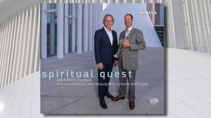 spiritual quest cd