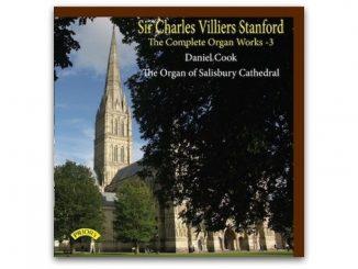 cd stanford complete organ works 3 daniel cook prcd 1146