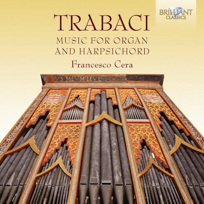 trabaci music for organ and harpsichord
