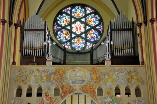 hoofdorgel Maarschalkerweerd orgel Sint-Jeroenskerk Noordwijk