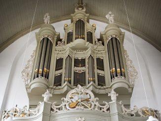 van oeckelen orgel lutherse kerk delft