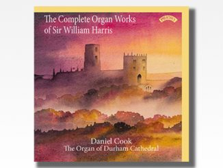 cd william harris complete organ works