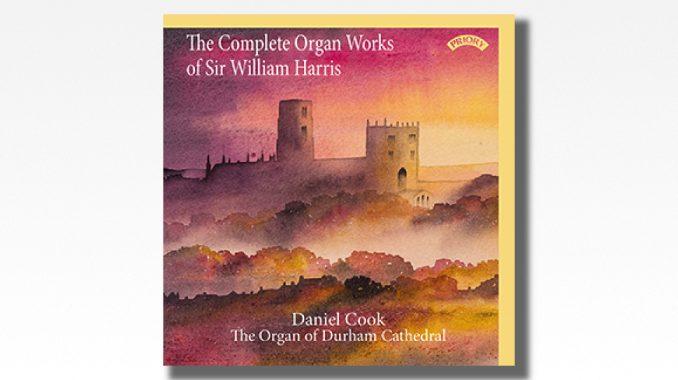 cd william harris complete organ works